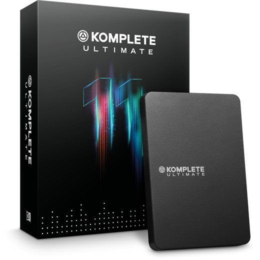 Программное обеспечение Native Instruments Komplete 11