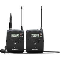 Радиосистема Sennheiser EW 112P G4 Portable Wireless Lavalier System - GB Band - JCS.UA