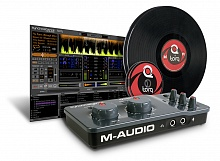 Dj комплект M-audio Torq Conectiv Vinyl CD pack - JCS.UA