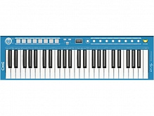 MIDI-клавиатура CME U-Key BLUE - JCS.UA
