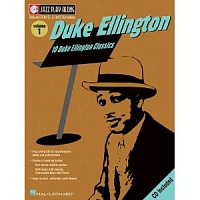 Ноты Halleonard 841644 DUKE ELLINGTON  vol.1   BK/CD - JCS.UA
