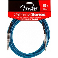 Кабель FENDER CALIFORNIA INSTRUMENT CABLE 15' LPB - JCS.UA