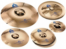 "Набор тарелок Paiste Alpha Boomer Set + Splash 12"" - JCS.UA"
